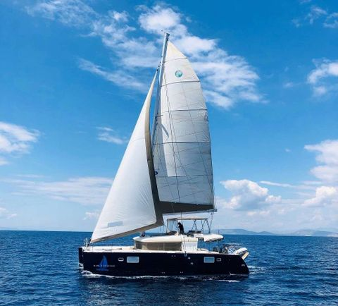 Yacht Charter NEW HORIZONS   Ritzy Charters