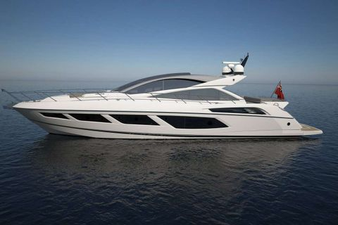 Yacht Charter GRAVITAS | Ritzy Charters