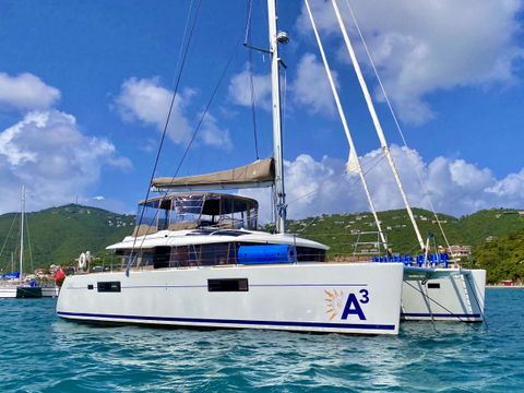 Yacht Charter A3   Ritzy Charters