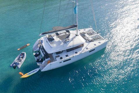 Yacht Charter BOOM | Ritzy Charters