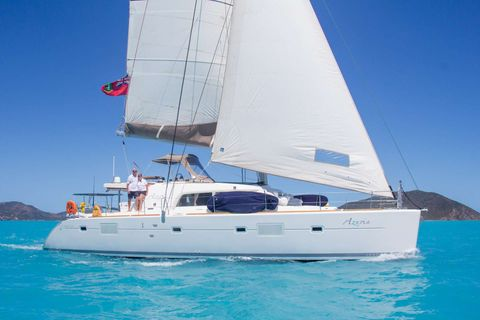 Yacht Charter AZURIA | Ritzy Charters