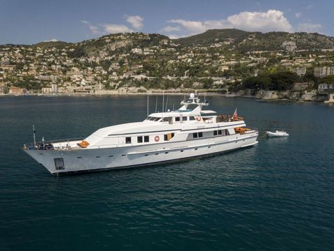 Yacht Charter Fiorente | Ritzy Charters