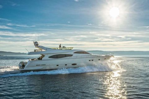 Yacht Charter Grifo | Ritzy Charters