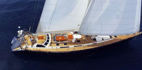 Yacht Charter WIND OF CHANGE | Ritzy Charters