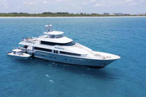 Yacht Charter VALHALLA | Ritzy Charters