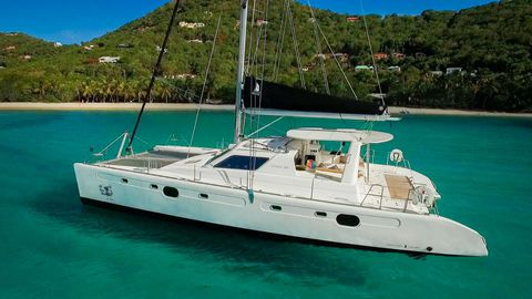 Yacht Charter VOYAGE 480 | Ritzy Charters