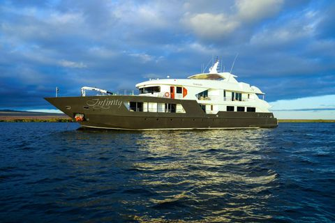Yacht Charter Infinity | Ritzy Charters