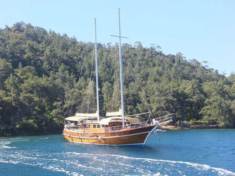 Yacht Charter Athen.A | Ritzy Charters