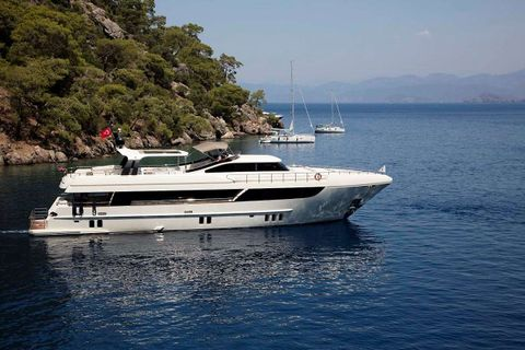 Yacht Charter ARCHSEA | Ritzy Charters