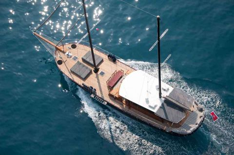Yacht Charter Vita Dolce   Ritzy Charters