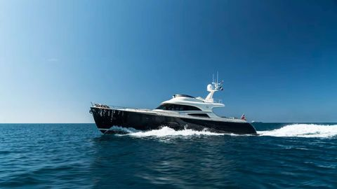 Yacht Charter Lumiere | Ritzy Charters
