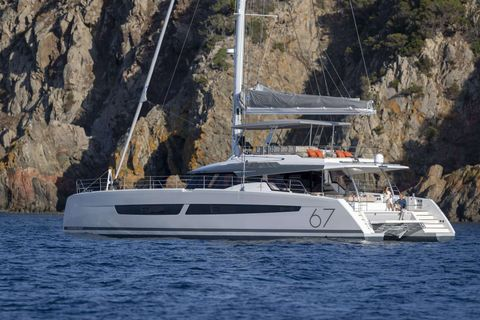 Yacht Charter AETHER | Ritzy Charters
