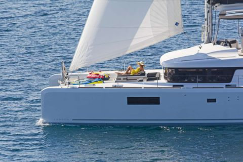 Yacht Charter SUMMER STAR | Ritzy Charters