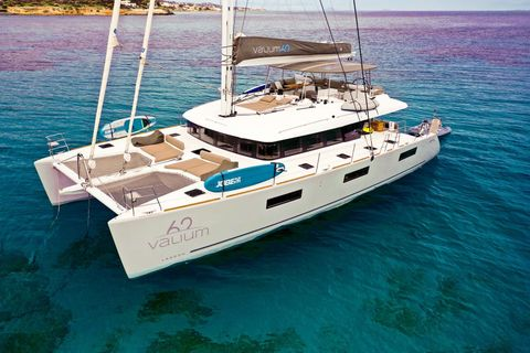 Yacht Charter VALIUM62 | Ritzy Charters