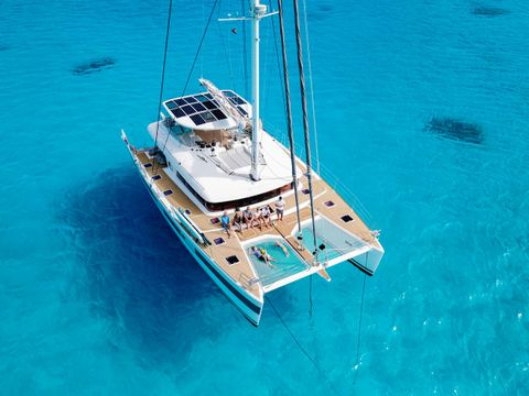 Yacht Charter OCEAN VIEW | Ritzy Charters