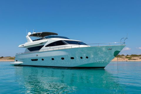 Yacht Charter FREEDOM | Ritzy Charters