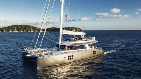 Yacht Charter EXCESS | Ritzy Charters