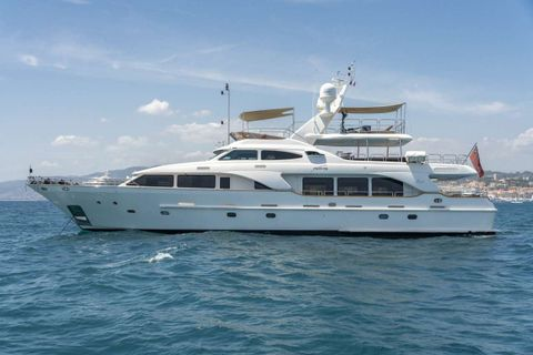 Yacht Charter Quid Pro Quo | Ritzy Charters