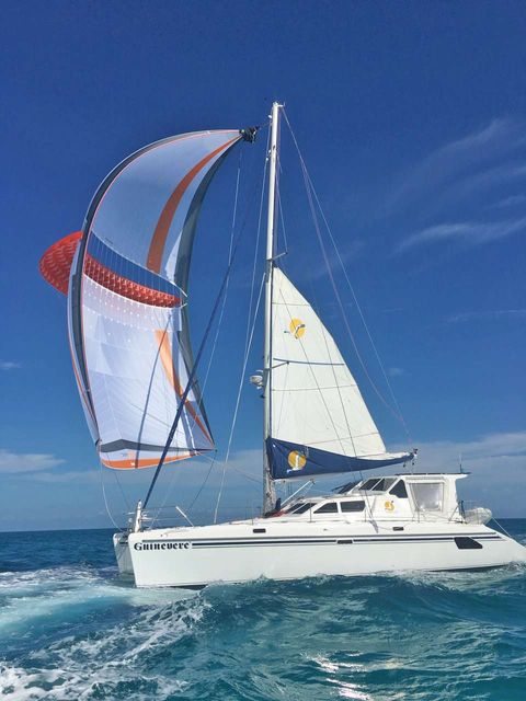 Yacht Charter GUINEVERE | Ritzy Charters