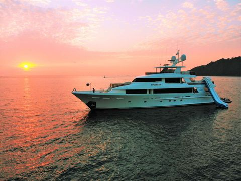 Yacht Charter PIPE DREAM | Ritzy Charters