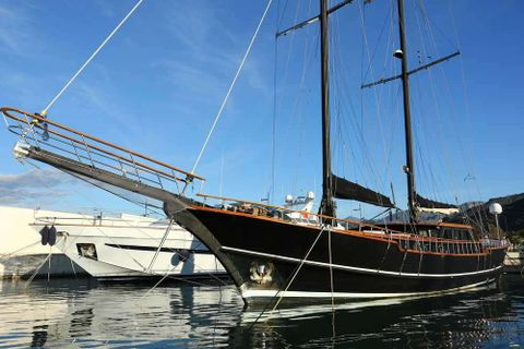Yacht Charter ANGELIQUE | Ritzy Charters