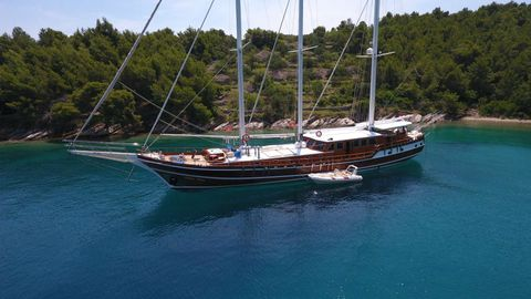 Yacht Charter Dolce Vita | Ritzy Charters