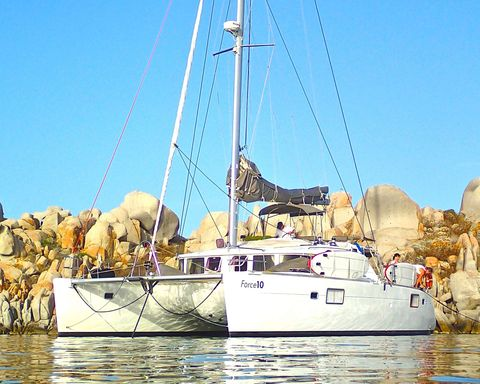 Yacht Charter FORCE 10 | Ritzy Charters