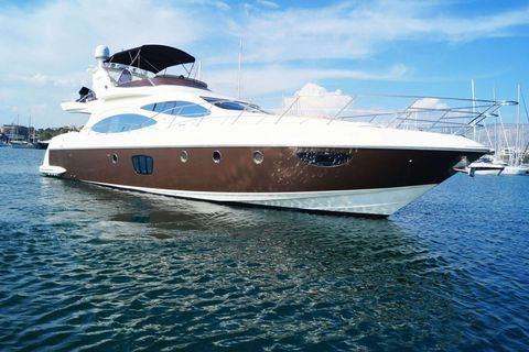 Yacht Charter CHILL OUT II | Ritzy Charters