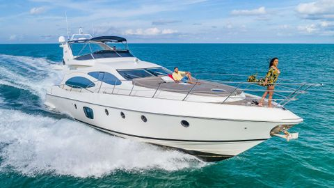 Yacht Charter ZEST FOR LIFE II | Ritzy Charters