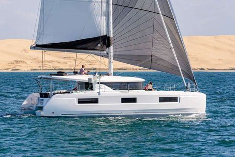 Yacht Charter Brighter Star | Ritzy Charters