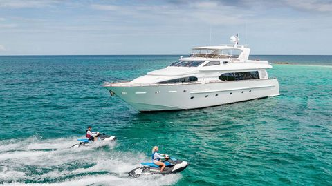 Yacht Charter QUINTESSA | Ritzy Charters