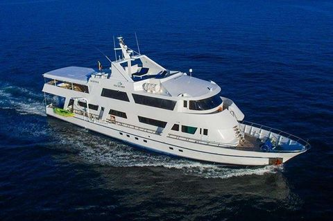 Yacht Charter BLUE SPIRIT | Ritzy Charters