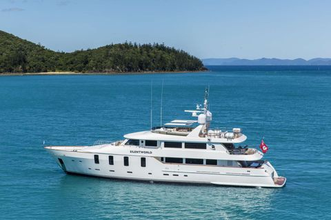 Yacht Charter SILENTWORLD | Ritzy Charters