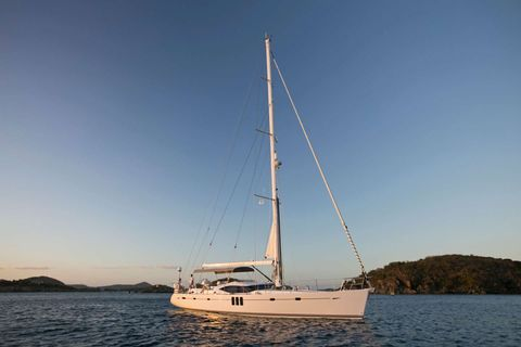 Yacht Charter LATITUDE | Ritzy Charters