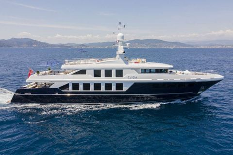 Yacht Charter Clicia   Ritzy Charters