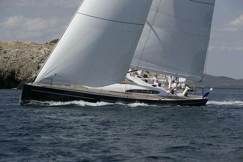 Yacht Charter BLUE OYSTER | Ritzy Charters