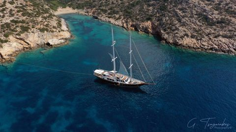 Yacht Charter ALTHEA | Ritzy Charters