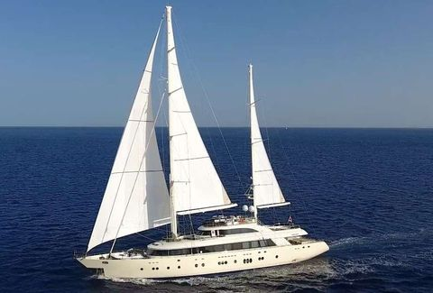 Yacht Charter ARESTEAS | Ritzy Charters