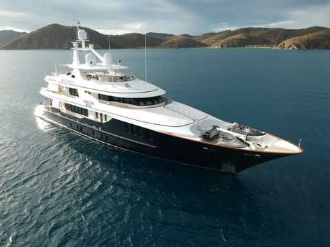 Yacht Charter AMICA MEA | Ritzy Charters