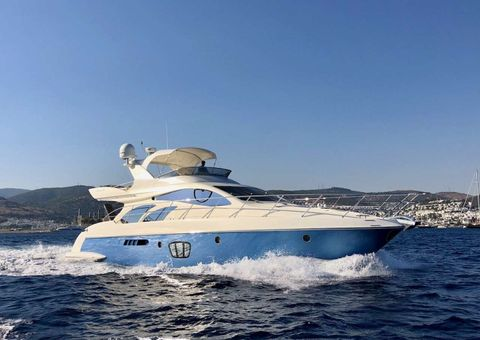 Yacht Charter COSMOS | Ritzy Charters
