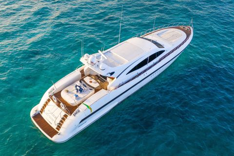 Yacht Charter FREE SPIRIT | Ritzy Charters