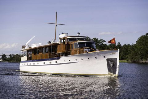 Yacht Charter BB | Ritzy Charters