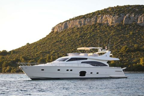 Yacht Charter DOMINIQUE | Ritzy Charters