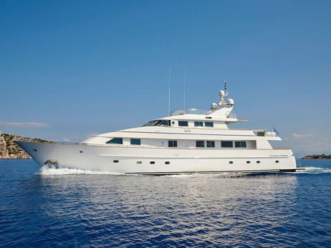 Yacht Charter IDYLLE | Ritzy Charters
