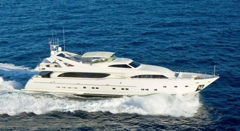 Yacht Charter MAMBO | Ritzy Charters