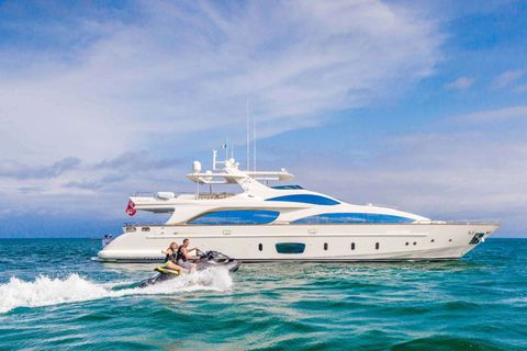 Yacht Charter AMANECER | Ritzy Charters