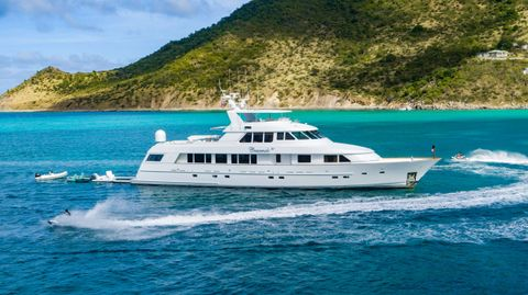 Yacht Charter CRESCENDO IV | Ritzy Charters