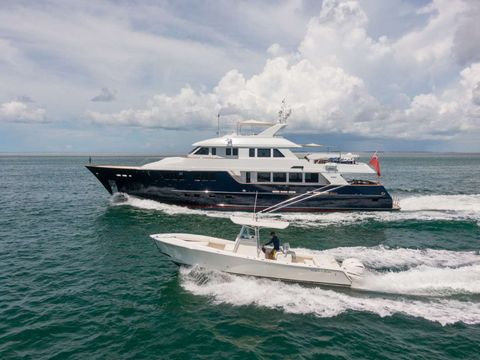 Yacht Charter CHILD'S PLAY | Ritzy Charters