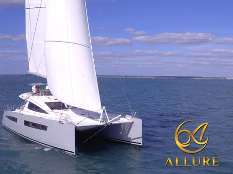 Yacht Charter ALLURE 64 | Ritzy Charters