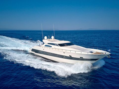 Yacht Charter RUBY | Ritzy Charters